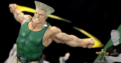 incredible guide  guile costume  street fighter