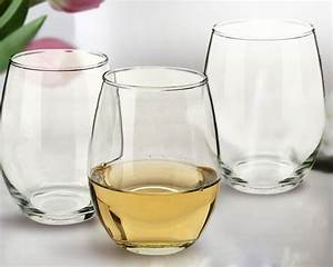 Stemless, Wine, Glasses, Bulk, 9, Oz, Arc, Perfection, Set, Of, 12