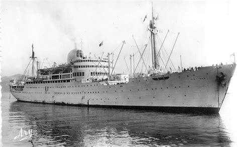 arriv 233 e en 1956 au port de marseille que reste t il du c a f i