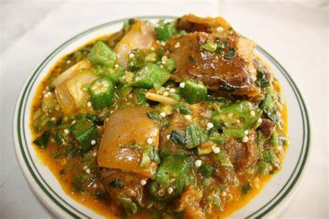 cuisine africaine facile recette facile pour une sauce gombo réussit