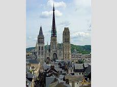 Cathédrale NotreDame de Rouen