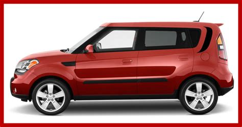 Kia Soul Decal by Kia Soul Solid Rear Quarter Decal Graphics 2008 2013
