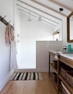 petite salle de bain sous pente 4 une salle de bain With petite salle de bain sous pente