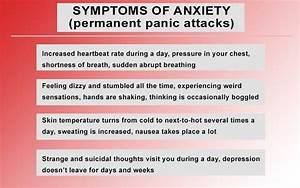 College Anxiety Disorders: Symptoms, Dangers and How to ...