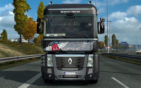 renault trucks magnum euro truck simulator 2 renault magnum g 252 ncellemeleri v14 36