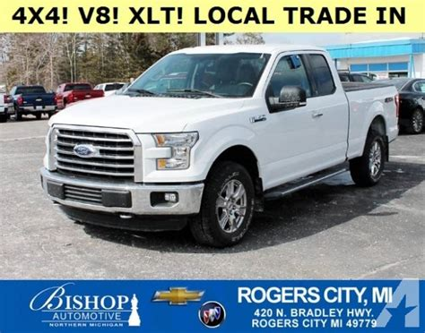 ford  supercab xlt  sale  rogers city