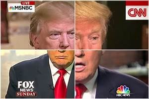 Lie big, lie often, never back down: Donald Trump, Fox ...