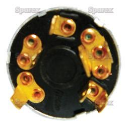 1972 250c Ignition Wiring Diagram by E7nn11n501ab Years 1965 Up Ignition Switch Diesel Only