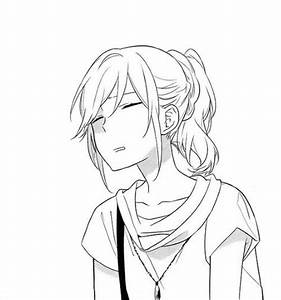 TIRED .. [Manga] by PikaCienna on DeviantArt