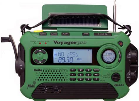 crank radio