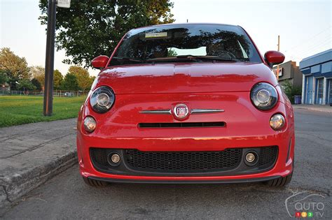 2013 Fiat 500 Turbo Review by 2013 Fiat 500 Turbo Car Reviews Auto123
