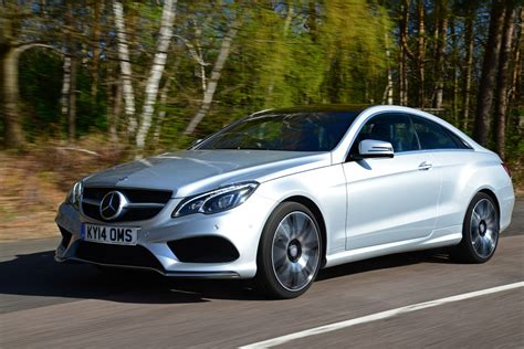 Mercedes E Class Coupe Review by Mercedes E Class Coupe 2014 Review Auto Express