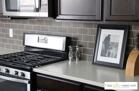 kitchen backsplash with white countertops image 7717 from post tile backsplash with decor 7717