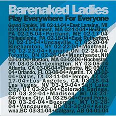 Listen Free To Barenaked Ladies  Another Postcard (live) [tempe, Az 31704] Radio Iheartradio