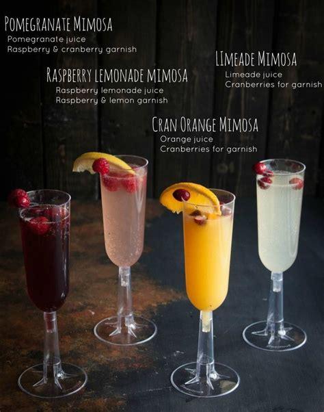 mimosa bar recipe sweetphi blog recipes