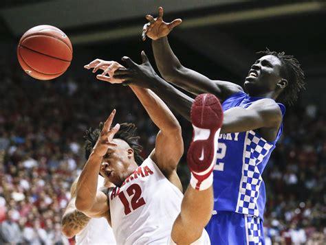 Rewinding Kentucky at Alabama basketball updates, analysis ...