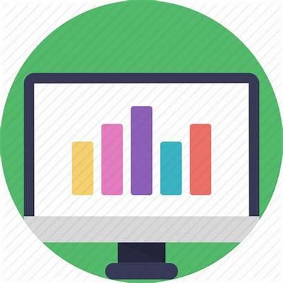 Icon Visualization Dashboard Analytics Performance Graphics Vectorified