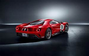 wallpaper, ford, , supercar, , ford, gt, , rear, view, , 2018, , 67