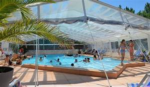 camping vendee piscine couverte chauffee camping le With camping en france avec piscine couverte 15 camping puy de dame location mobil homes emplacements