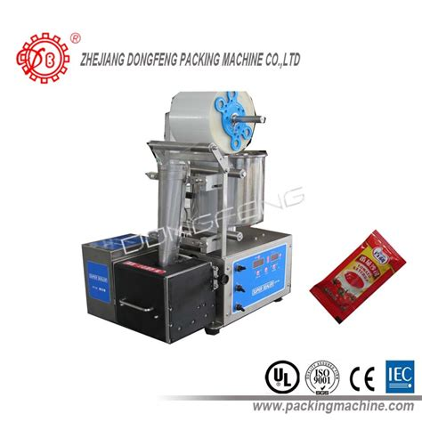 china mini bag filling machinepaste filling machine dfj  china grain packing machine