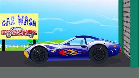 Car Wash by Sports Car Car Wash