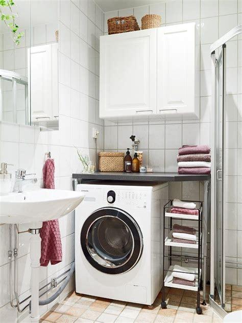 Kleines Bad Stauraum Ideen by Kleines Bad Gestalten Waschmaschine Stauraum Ideen Home