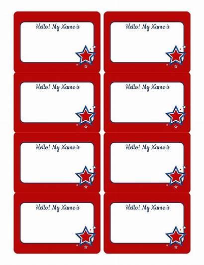 Template Templates Tag Printable Badge Tags Badges
