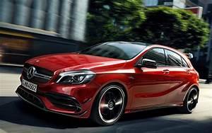 Futur Mercedes Classe B : la nouvelle mercedes classe a en photos ~ Gottalentnigeria.com Avis de Voitures