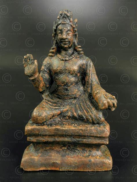 gandhara bronze bodhisattva pk ancient buddhist