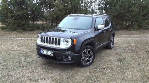 [pl] 2015 Jeep Renegade Limited 1.4 140 Km Test Pl