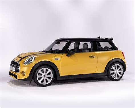 Mini Cooper S 2014 2015 2016 3d Model Max Obj 3ds Fbx C4d