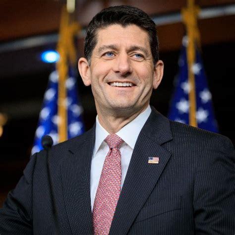 Paul Ryan (@SpeakerRyan)   Twitter
