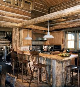small cabin kitchen cabins pinterest