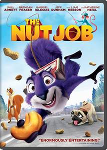 The Nut Job DVD Release Date April 15, 2014