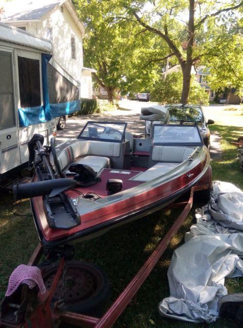 Boats For Sale Canandaigua Ny by Monark Fish And Ski Bass Boat For Sale In Canandaigua New