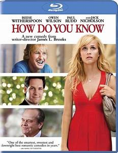 Brianorndorfcom Blu Ray Review How Do You Know