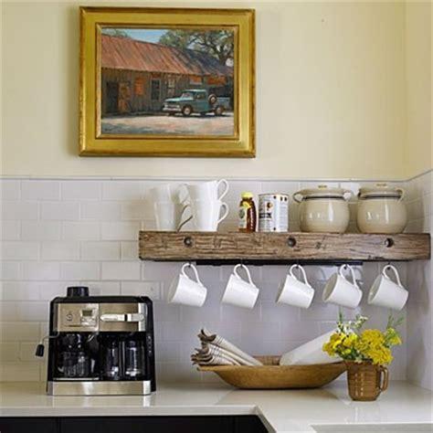 shelf of coffee coffee station rustic shelf coffee bar ideas