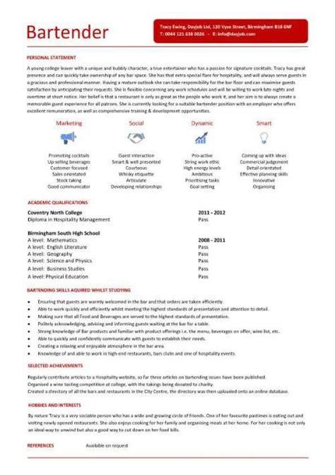 18663 bartending resume templates bartender resume template http jobresumesle 767
