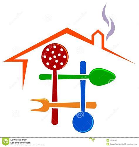 outil conception cuisine logo de restaurant photographie stock libre de droits image 23496137
