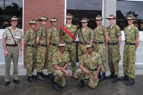 cadets perform strongly  senior nco  ccgs christ