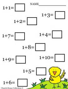 Math Worksheets Free Church House Collection Easter Math Worksheets For