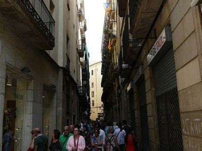 Gothic Quarter Antiques (Self Guided), Barcelona, Spain