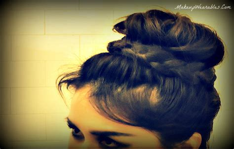 Braided Sock Bun. Upside Down Braided,lace Braid Bun