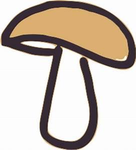Mushroom Slice Clipart (28+)