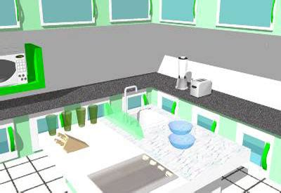 sketchup cuisine sketchup components 3d warehouse kitchen sketchup kitchen component free