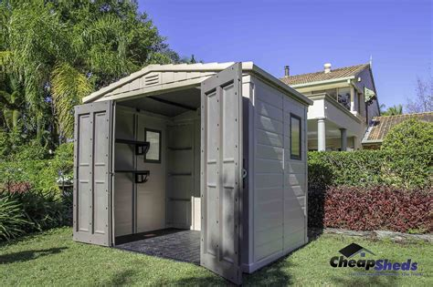 inexpensive storage sheds keter resin storage solutions at cheap sheds cheap sheds
