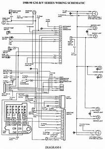 1998 Chevy Suburban Wiring Diagram