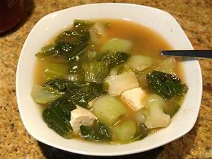 Chinese Vegetable Soup Recipe by John CookEatShare