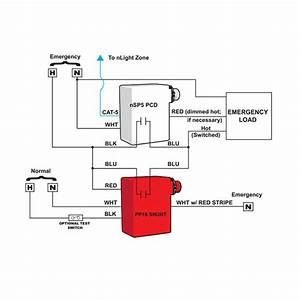 Emergency Control Relay Wiring Diagram : npp16 d er nlight single zone 16 amp 0 10v dimming ~ A.2002-acura-tl-radio.info Haus und Dekorationen