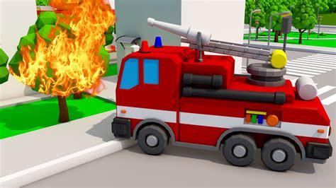 Feuerwehr Kinderfilm Trickfilme Deutsch Ganzer Film 20
